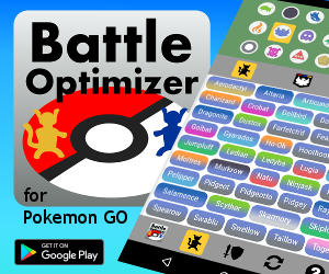Battle Optimizer for Pokemon GO (Android)